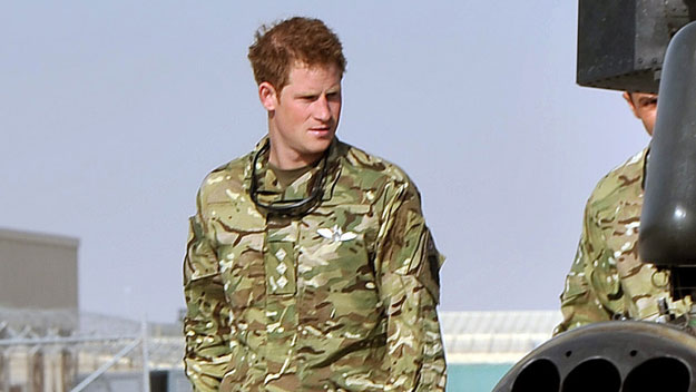 Prince Harry's escape from Taliban assassination attempt